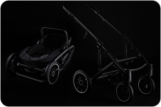 Anex M/Type Multifunctional Stroller Frame